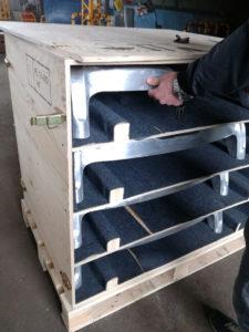 Drewniane skrzynie specjalne